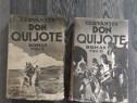 Carte veche miguel de cervantes don quijote editie completa