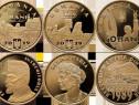 Monede jubiliare 50 bani 2019 - 5 buc.