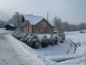 Vila de locuit in Bran/Predelut cu panorama superba.