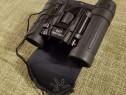 Binoclu 8X21 pliabil negru, marire 8, camp vizual 128m/1000m
