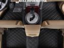 Covorase auto LUX PIELE 5D Audi A4 B9, covor mocheta sharan