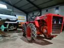 Tractor articulat 4x4 Valpadana cu plug și freza 2 cilindri
