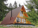 Cabane lemn forma literei modulare 7x5