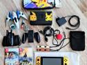 Nintendo Switch Let's Go Pikachu cu controller Poke Ball Plu