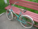 Bicicletă vintage, de colecție, veche, retro, funcțională