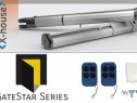 Kit Automatizare Porți Batante GateStar mototr deschidere