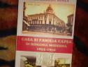 Casa si familia Capsa in Romania moderna -Magdalena Ionita