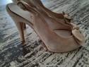 Clasic Guban sandale - pantofi dama mar. 36