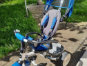 Tricicleta pliabila COCCOLLE Urbio Turquoise