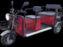 Triciclu electric de persoane, Voltarom M5, 3500W, autonomie