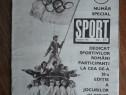 Revista Sport nr. 16 / 1972 / CSP