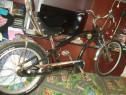 Bicicletă Chopper special comandă 3 speed