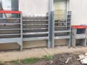 Rafturi cu sertare din aluminiu pentru Dube