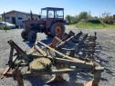 Tractor U650 și utilaje