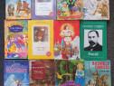 Lot 30 de carti pentru copii (povesti, basme, bibliografie)