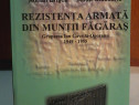Adrian Brisca-REZISTENTA ARMATA DIN MUNTII FAGARAS