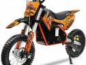 Motocicleta electrica pentru copii NITRO Eco Serval 500W 36V