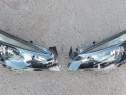 Faruri Opel Astra J fond negru