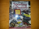 "Catalog sporting collectibles warman""s identification and"