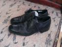 Pantofi piele noi nr 42
