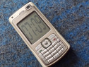 Nokia n70,crem,music edition,impecabil,meniu romana,symbian