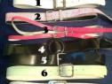 Kit 7 x Curele frumoase , diverse culori si modele