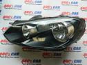 Far stanga VW Golf 6 2009-2013 Cod: 5K1941005P