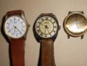 3 ceasuri vintage de colectie
