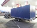 Bliss Remorca platforma auto cu prelata - trailer