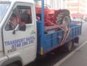 Tractari auto transport utilaje