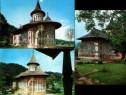 Mănăstirea Voroneţ, set 5 ilustrate