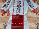 Costum popular fete 6-8 ani
