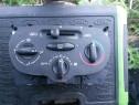 Panou comanda climatizare Peugeot 206