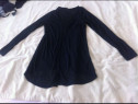 Bluza pimkie, neagra, mărimea s, ideala colanti