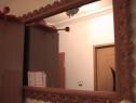 Oglinda NOUA cu rama din lemn masiv sculptat manual