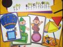 Joc educational Forme si culori