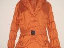 Concept K - Jacheta noua, matlasata, oranj