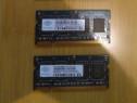 Memorii laptop DDR2 SO-DIMM PC2 2x 512M ieftin