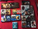 Lot 26 filme bluray (2d,3d,dvd,4k) steelbook , romana , noi
