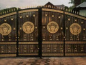 Porti Versace,plase gard Versace la comanda