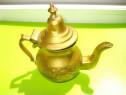 Ceainic mic vechi oriental manufactura alama anii 1900-1930.
