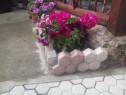 Profile din beton pt rigole,ronduri ornamantale flori