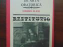 Carti romanesti de arta oratorica. Scrieri alese (1990)