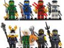 8 Minifigurine tip Lego Ninjago Sezon 8 cu Harumi