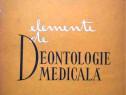 Elemente de deontologie medicala de z. ander