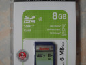 HAMA, Germania, card de memorie SD, capacitate 8GB, nou, sig