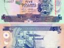 Lot 4 bancnote INSULELE SOLOMON 2009-2019 - UNC