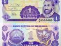 Lot 5 bancnote nicaragua 1991-1995 - unc