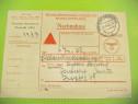 Ww2-al 3 lea Reich-Act bancar gen carta postala. Stare buna.