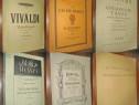 6 Reviste Partituri vechi- 5 Vioara si Pian+1 Violoncel si P